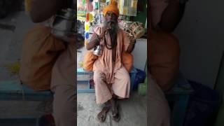 Shree shree Thammanna giri guruji maharaj  swamiji great pilongovi music