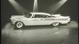 DODGE TV COMMERCIAL 1957