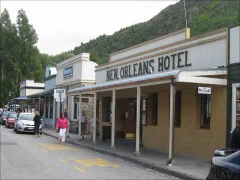 Visit Arrowtown - old gold mining town, New Zealand