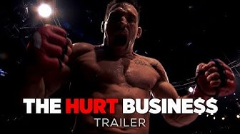 The Hurt Business - Official Trailer (HD) | Jon Jones, Ronda Rousey MMA Movie