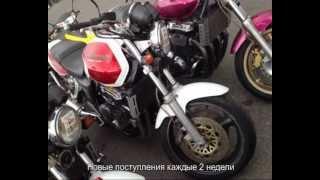 Маленькая Япония Челябинск мотоциклы, скутеры из Японии в Челябинске