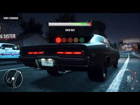 Need For Speed Payback - Riot Club Drag League & Boss Race Walkthrough [Hard Difficulty]