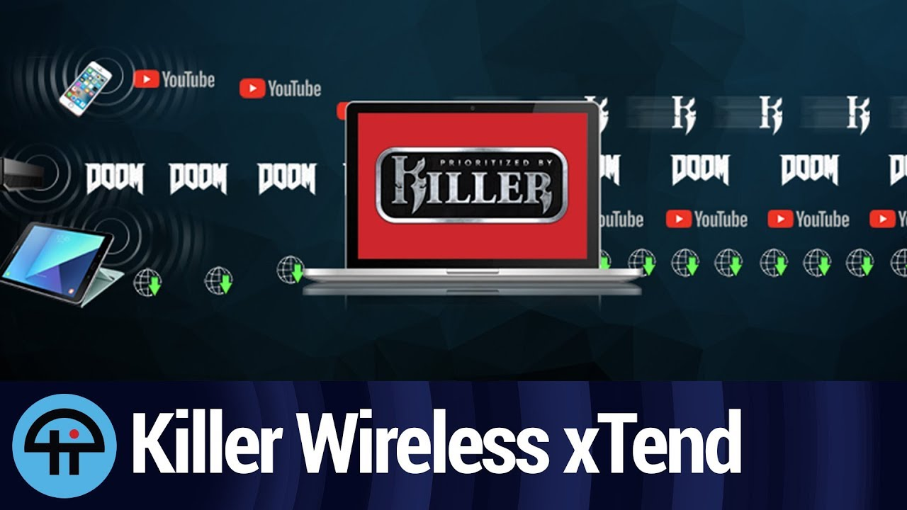 Killer Wireless xTend for Home Network Extension