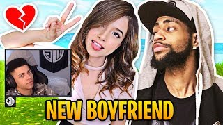 Myth Reacts to Pokimane Playing with Daequan! | Fortnite Best Moments #27