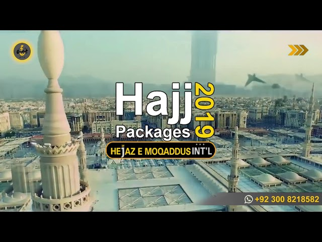 Hajj Packages 2019 Q\A