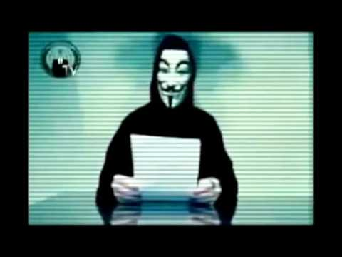 Anonymous vs Bank of America