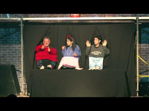 Little People Skit - The City Variety Show