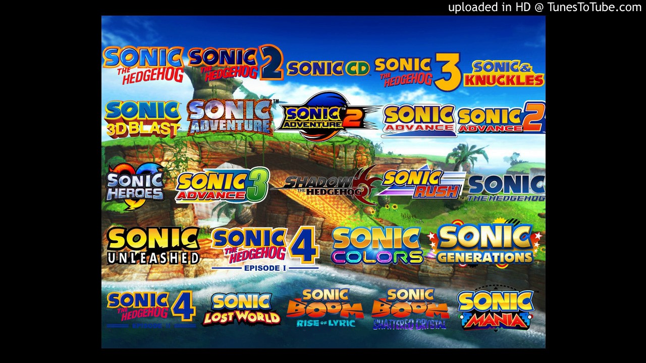 Download Sonic Ultimate 2016 Medley (Part 1)