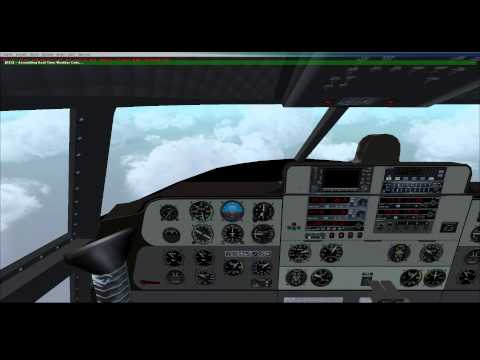 FSX - Buffalo Airways French Polynesia Tour - C-46 Commando - Leg 20