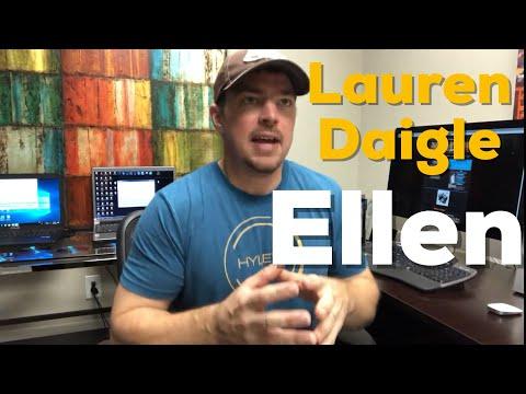 Response to Lauren Daigle / Ellen Show Controversy   Show Love
