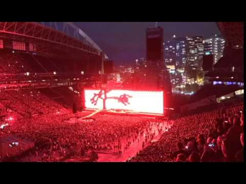 U2 The Joshua Tree Tour 2017. Full Concert. Seattle - May 14, 2017.