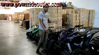 ATV Size Comparison by Power Ride Outlet