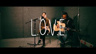 Download L.O.V.E // Nat King Cole (Cover) by The Macarons Project