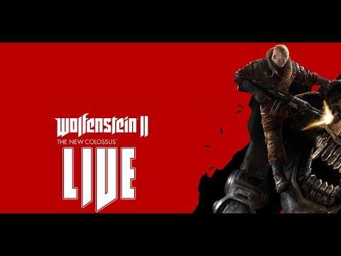 Live - Wolfenstein The New Colossus - Walkthrough - Manhattan: Penthouse District