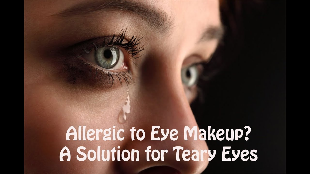 Allergic To Urban Decay Morphe Lime Crime A Solution For Teary