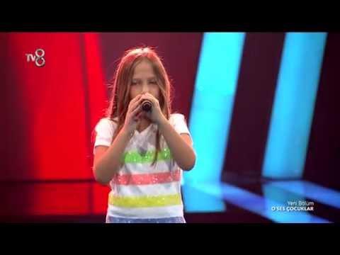 O Ses Çocuklar Yarı Final Ayça Anlayan