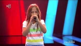"""O Ses Çocuklar Yarı Final Ayça Anlayan """"Bursa"""