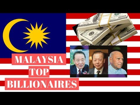 Top 5 Malaysia Richest Billionaire Business Tycoon in 2019