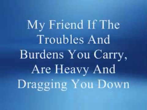 He Saw It All - Booth Brothers - With Lyrics