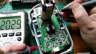 Fixing 18V 2.4Ah Ryobi Lithium Power Tool Batteries