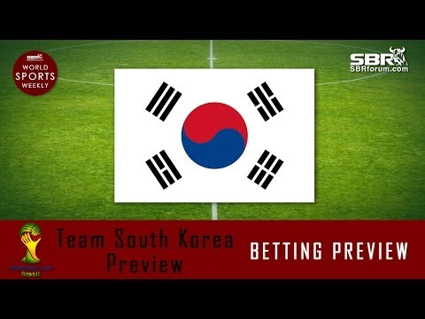 2014 World Cup Betting: Team South Korea Preview