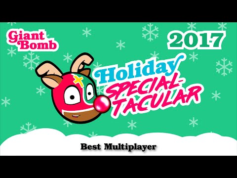 Game of the Year 2017: Best Multiplayer
