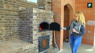 Многофункциональная печь и другие инженерные системы в комбинированном доме