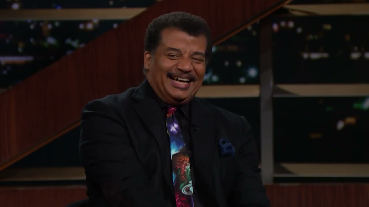 Neil deGrasse Tyson: Cosmic Queries | Real Time with Bill Maher (HBO)