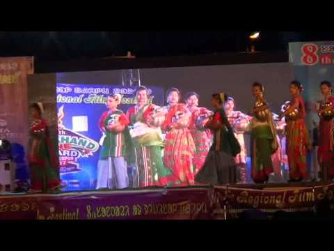 New Santali Video AISFA Indigenous Miss India Final Round