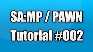 SA:MP / PAWN Tutorial #002 - include, define, Callbacks, Kommentare