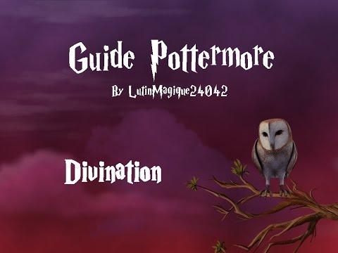 Guide Pottermore // Divination [FR]