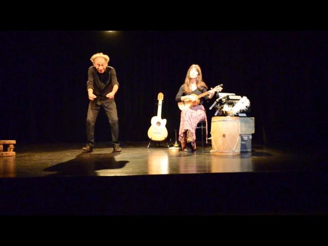 L'oiseau - extrait de Femmes du Fleuve, Philippe Sizaire et Naira Andrade