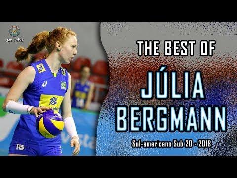 The Best of Julia Bergmann | Sul-Americano Sub-20