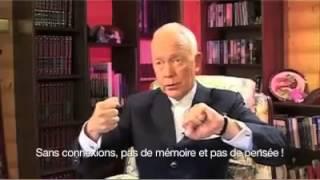 Tony Buzan présente le mind map, sous-titres français