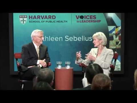 Reflections on Leadership: 21st U.S. Secretary of Health and Human Services | Kathleen Sebelius