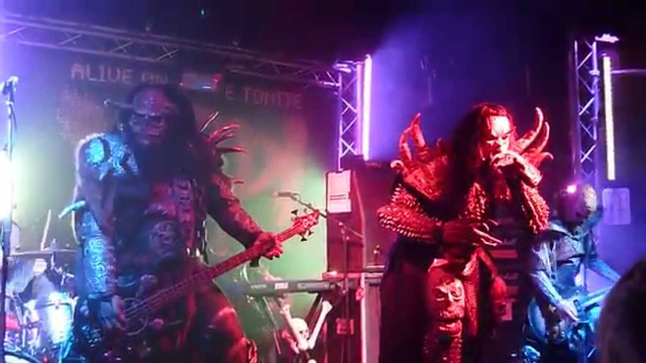 Lordi Chester Live Rooms