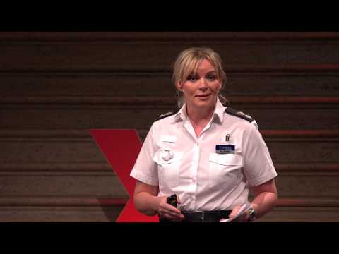 Beyond The Uniform | Una Jennings | TEDxStormont