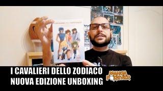 Unboxing Cavalieri dello Zodiaco Cofanetto Parte III