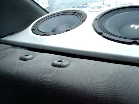Subwoofer Shelf Thesamba Com Beetle 1958 1967 View Topic Show Me 5 Cool Transparent