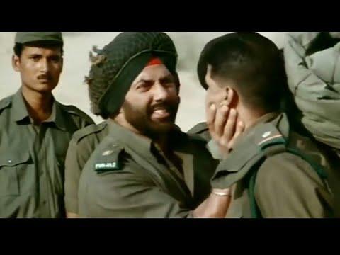 Funny border movie haryanvi gali dub...