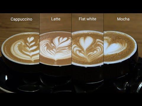 Macchiato Vs Latte