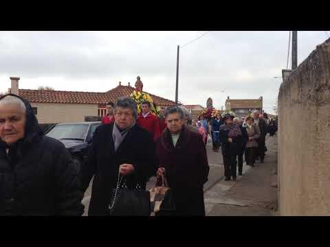Veiros - Procissão Santa Luzia 2017