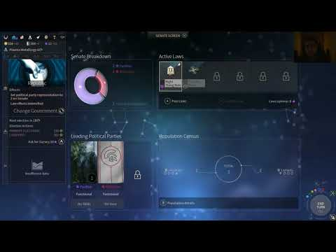 1v1 me Endless Space 2 ft  Taaman part 1 |