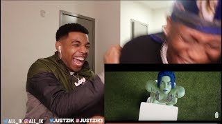 YNW Melly feat. Kanye West - Mixed Personalities (Dir. by @_ColeBennett_)- REACTION