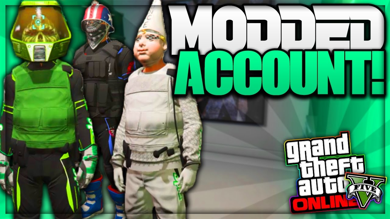 Gta 5 online for sale pre modded accounts showcase for Fenetre sale gta 5