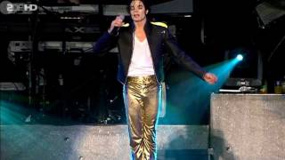 Michael Jackson - {Jacksons 5 medley} - (HD/720p) - [Live in Munich] - History Germany Tour