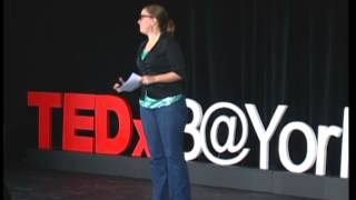 Apathy is Boring - The importance of voting: Ilona Dougherty at TEDxIB@YorkSchool
