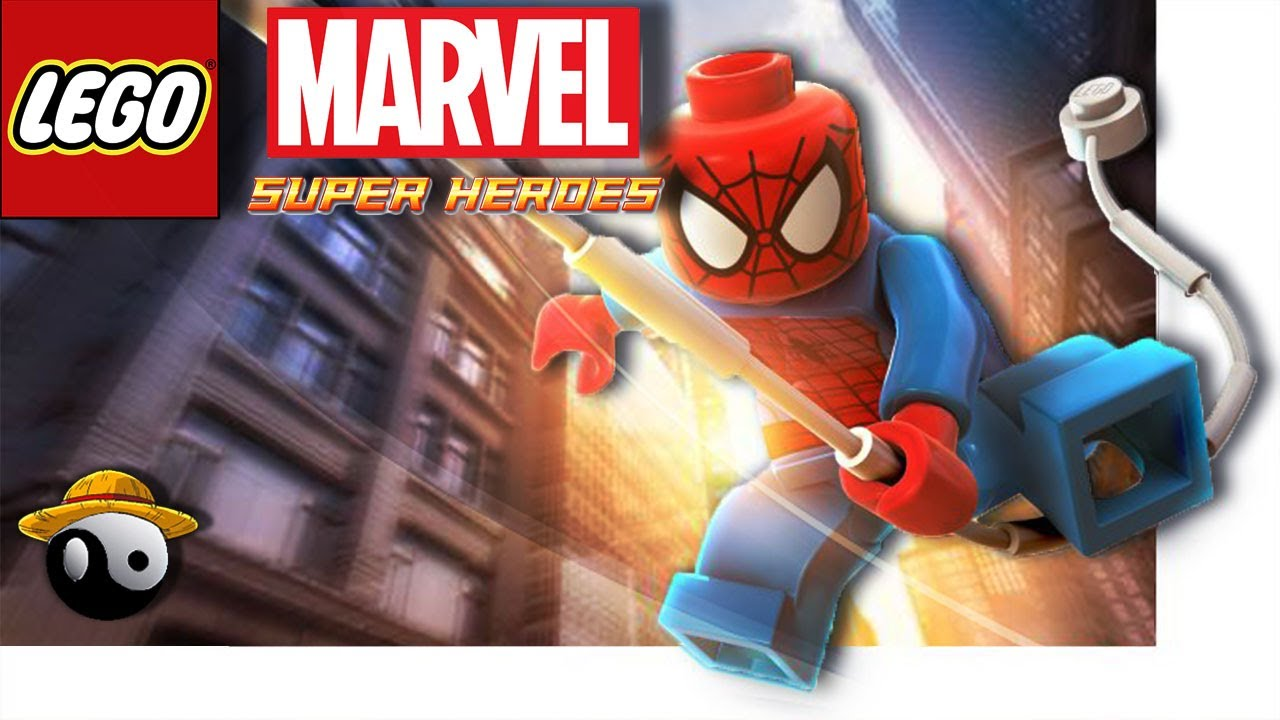 O Espetacular Homem Aranha ☯ LEGO Marvel SH #02 - YouTube