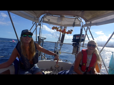 Sailing Around The World - Meet The Atlantic Crew! Ep. 13