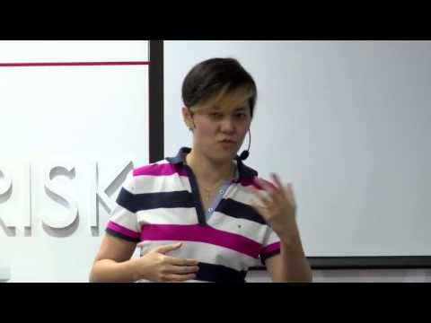 Sign language and the people who own it. | Li-Sa Wang | TEDxYouth@HCIS